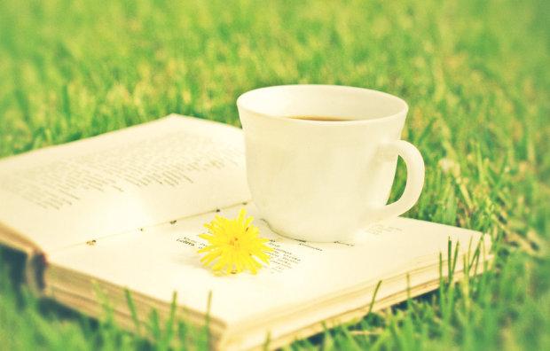 tea-and-book