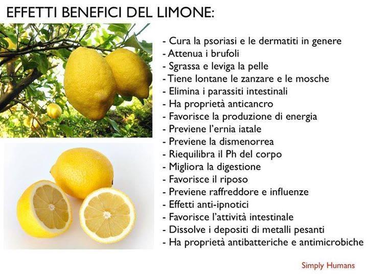 Limone? Si grazie