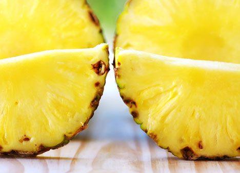 Ananas: drenante e digestivo